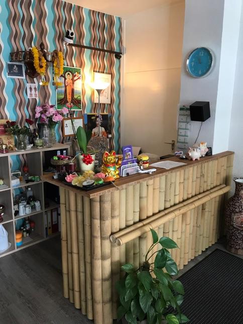 Sawasdee Ka bei Joy´s Thaimassage Studio